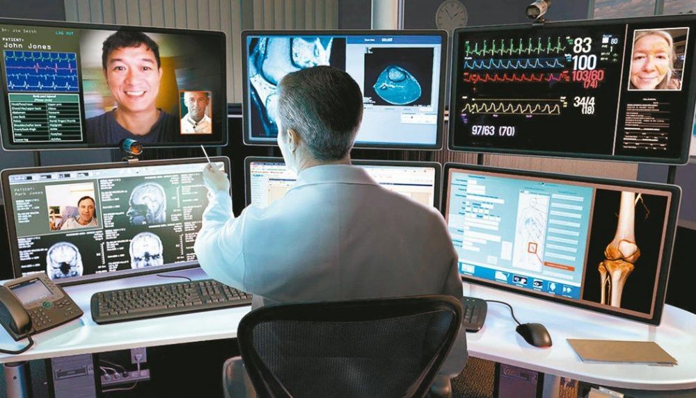 遠距監測照護 打造醫療新貌