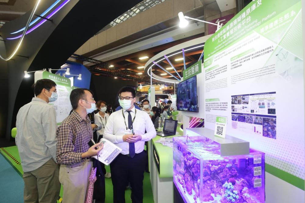 海洋科技 Under The Sea!人工珊瑚華麗變身抗癌新藥