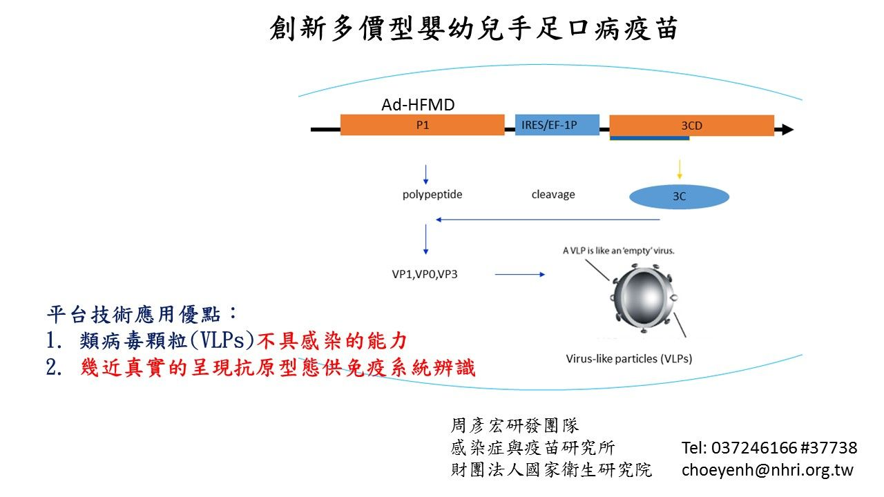 Multivalent adenoviral vector-based vaccine against hand-food-mouth disease