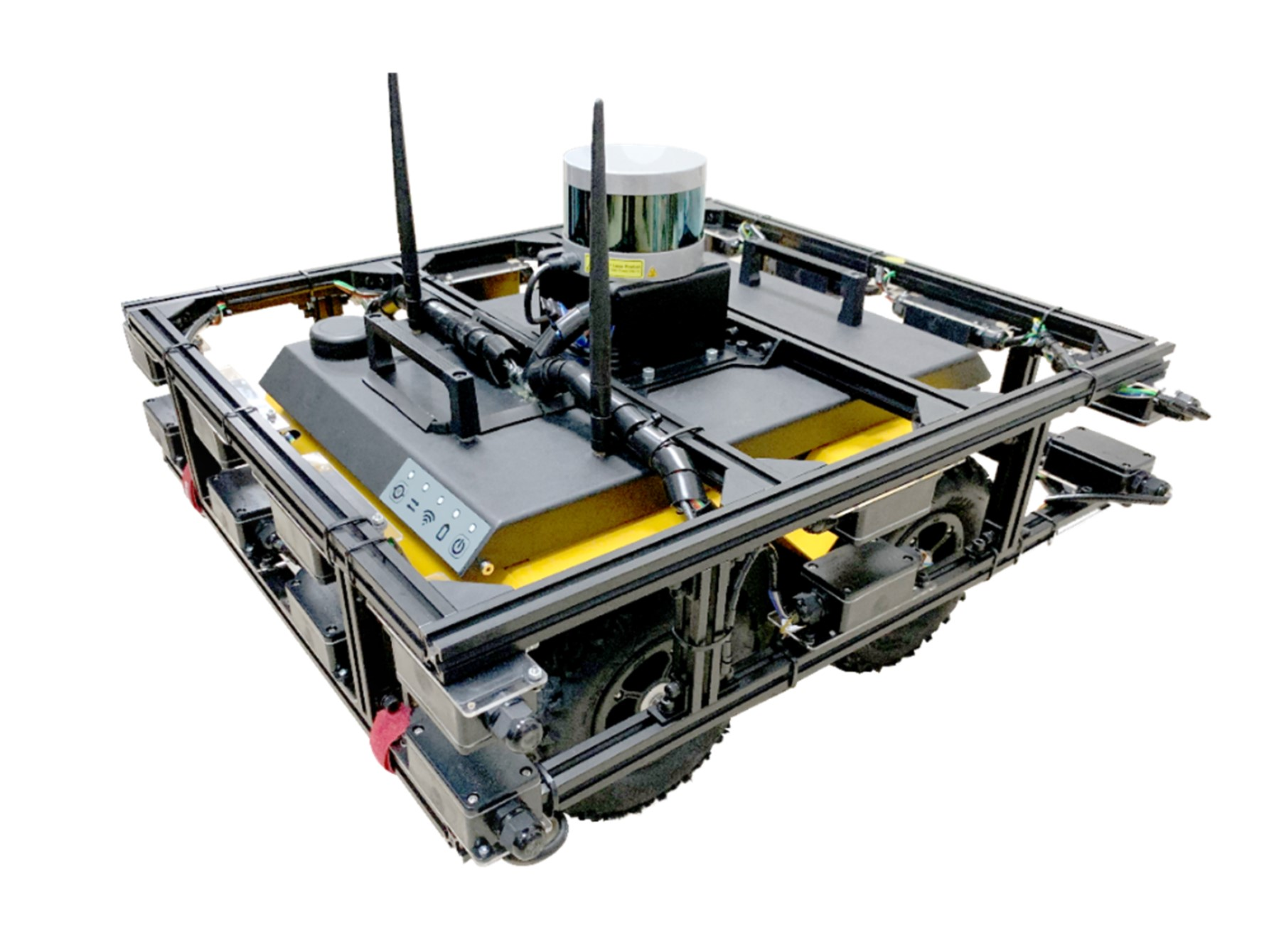 Mobile Magnetic Survey System