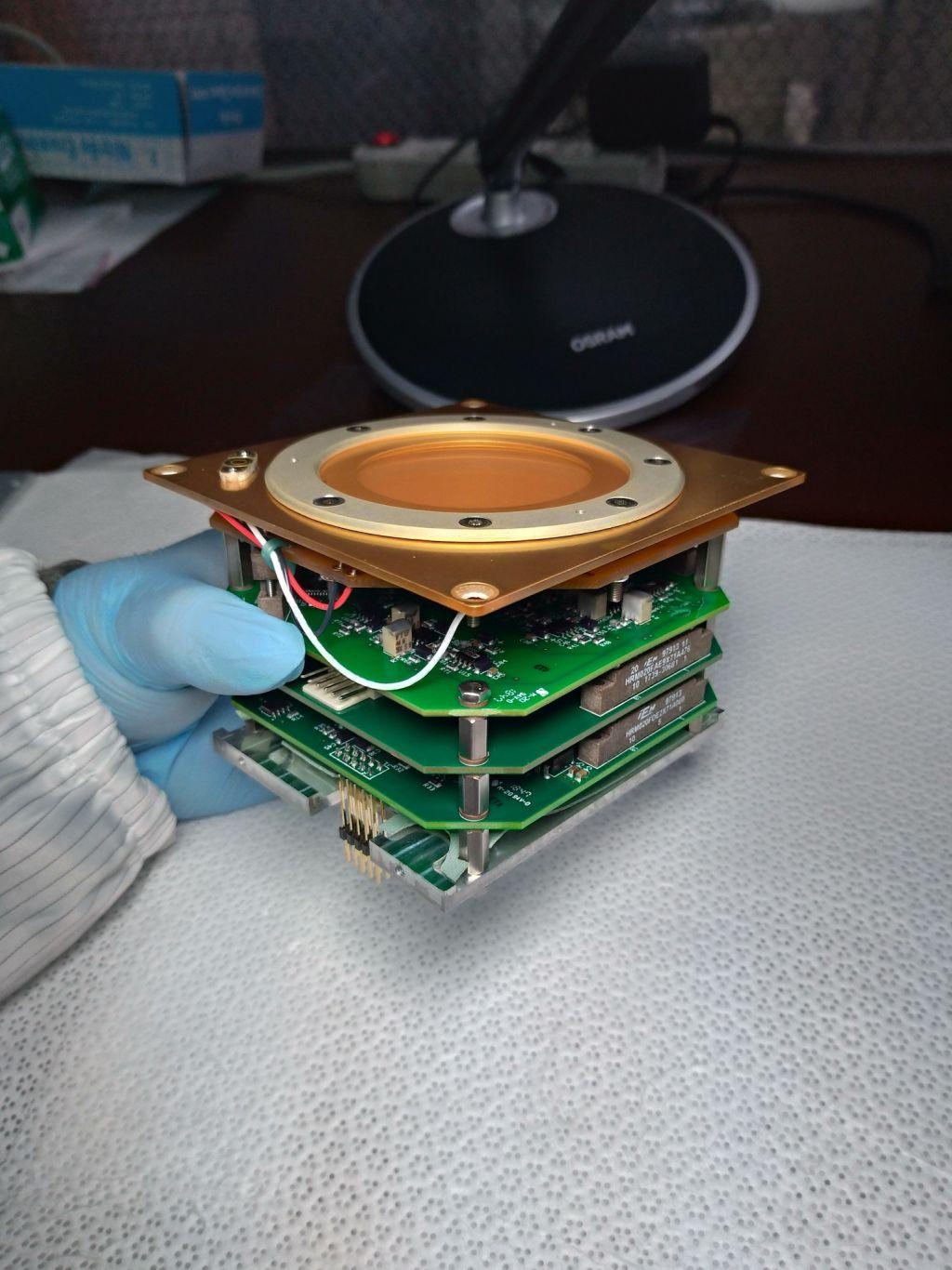 Compact Ionospheric Probe