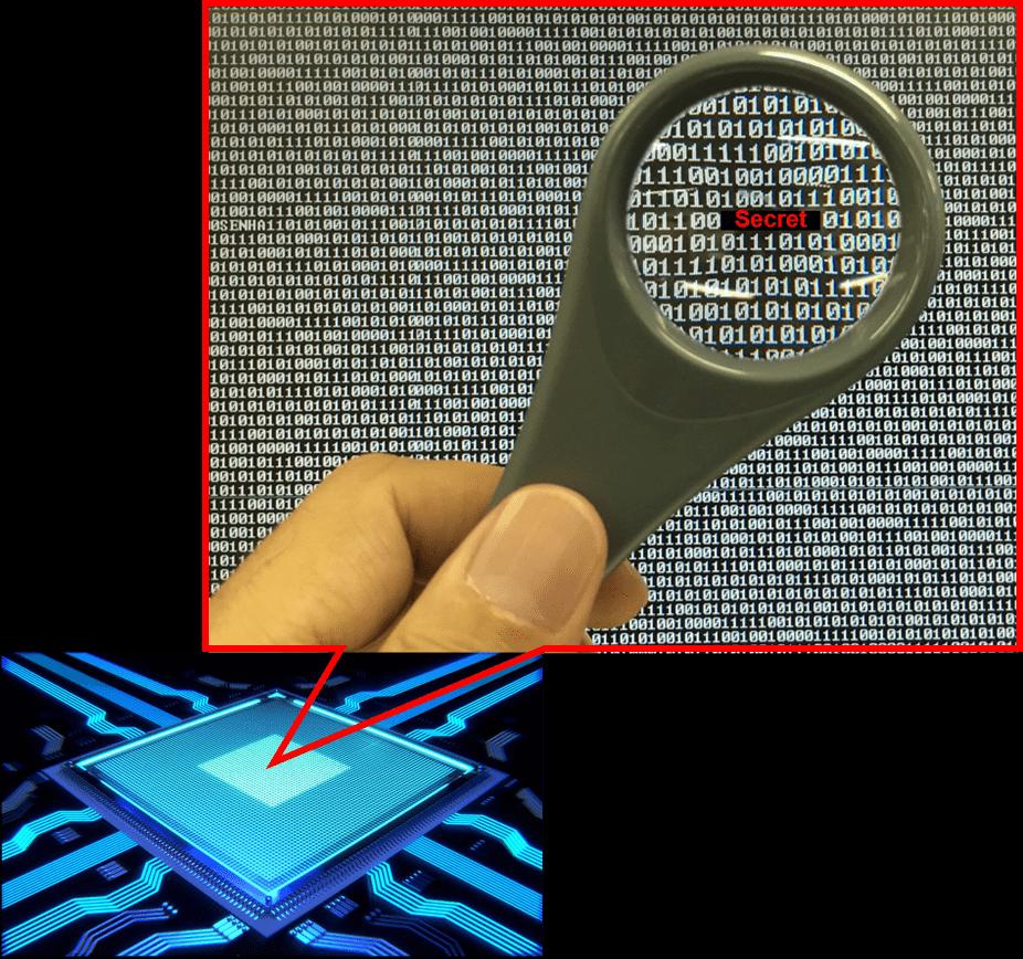 具動態密鑰之高安全性晶片測試技術