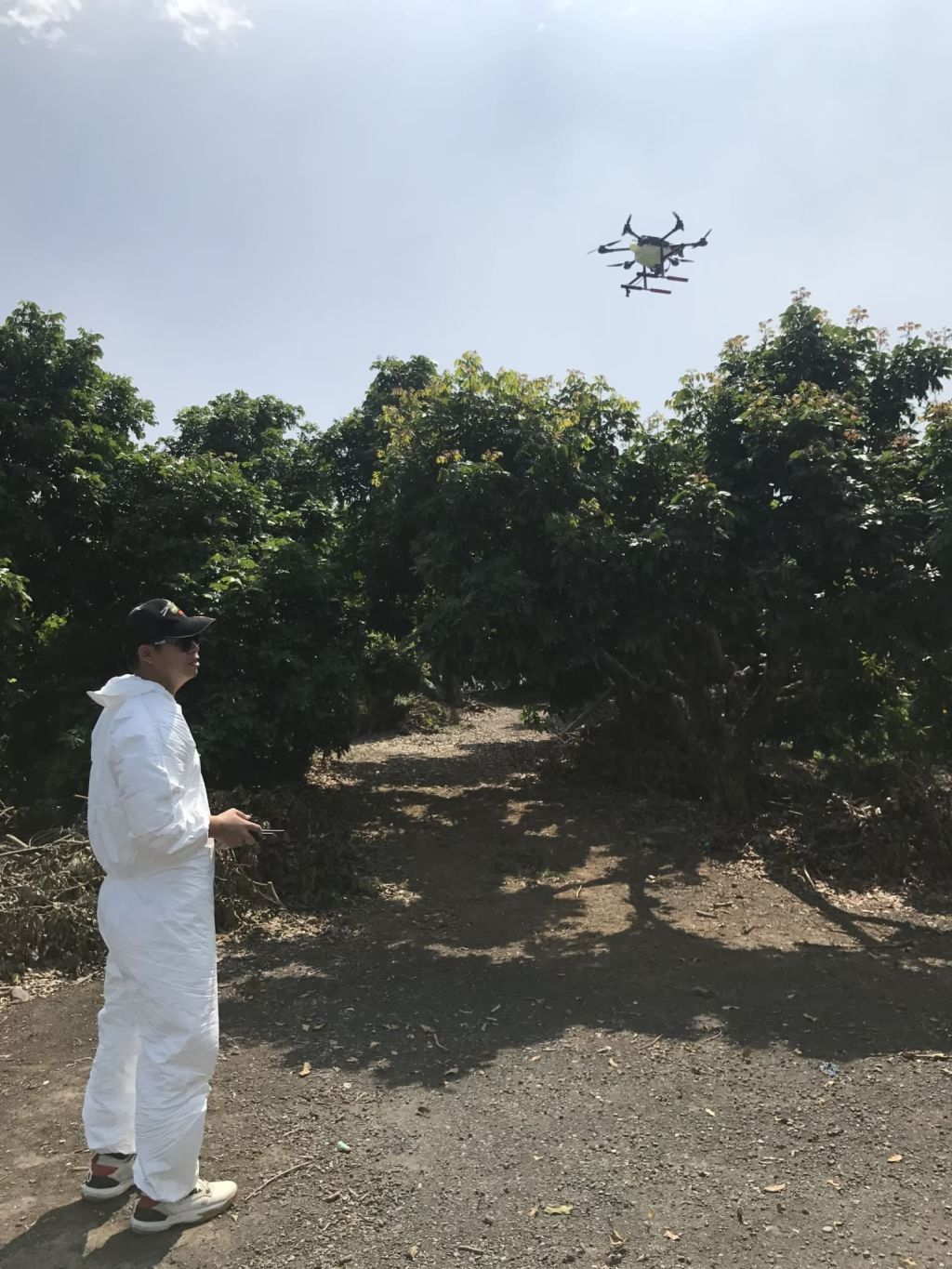 The Application of Intelligent Agricultural Control System on Orchard