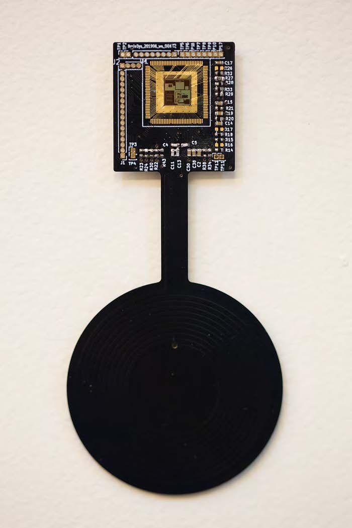 無線生醫診療晶片系統