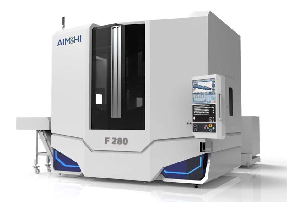 Five-axis Heavy Cutting CNC Vertical Hypoid Gear Generator with Intelligent Manufacturing/CPS Systems Integration Technology