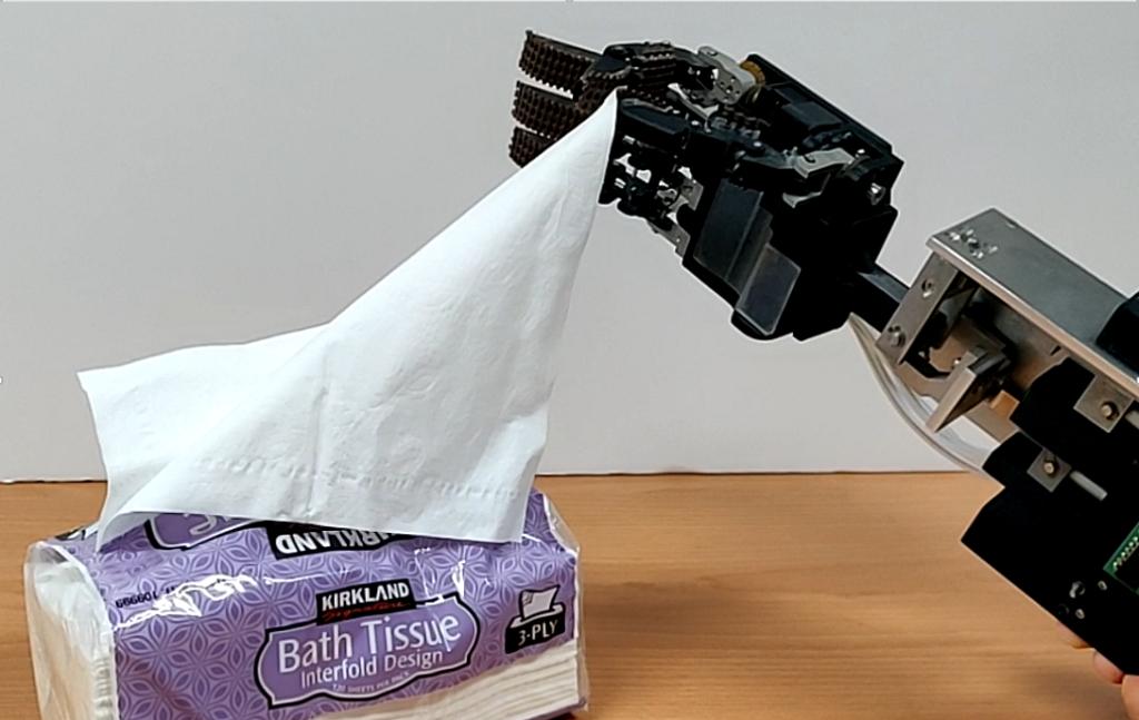 仿人機器人手臂及智慧抓取關鍵技術