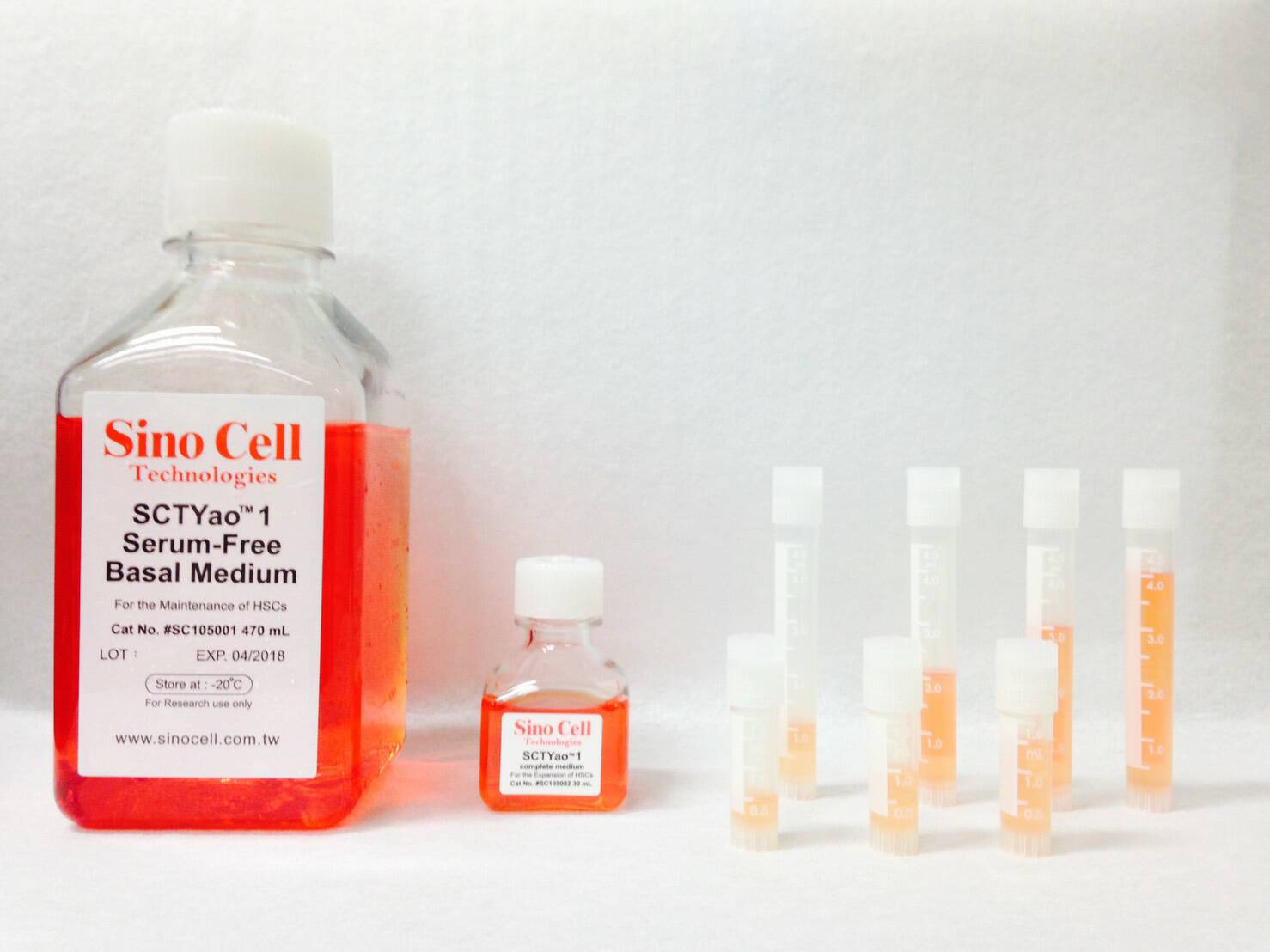 A Freezing Medium Combination Without Animal Serum For (Stem) Cell Cryopreservatioin
