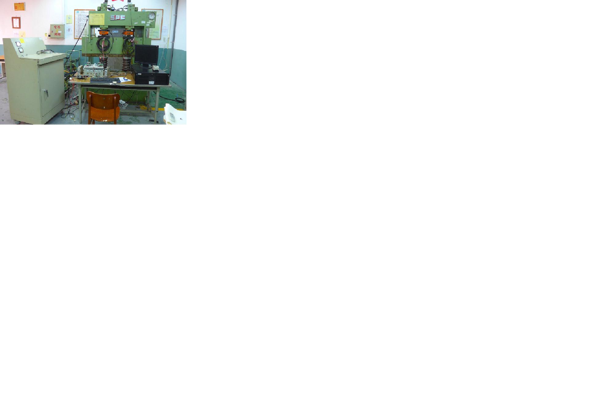 Electro-hydraulic servo control energy saving (pump-controlled) folding machine