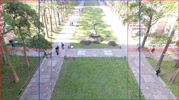 Deep Learning-based Human Activity Analysis for Aerial Images