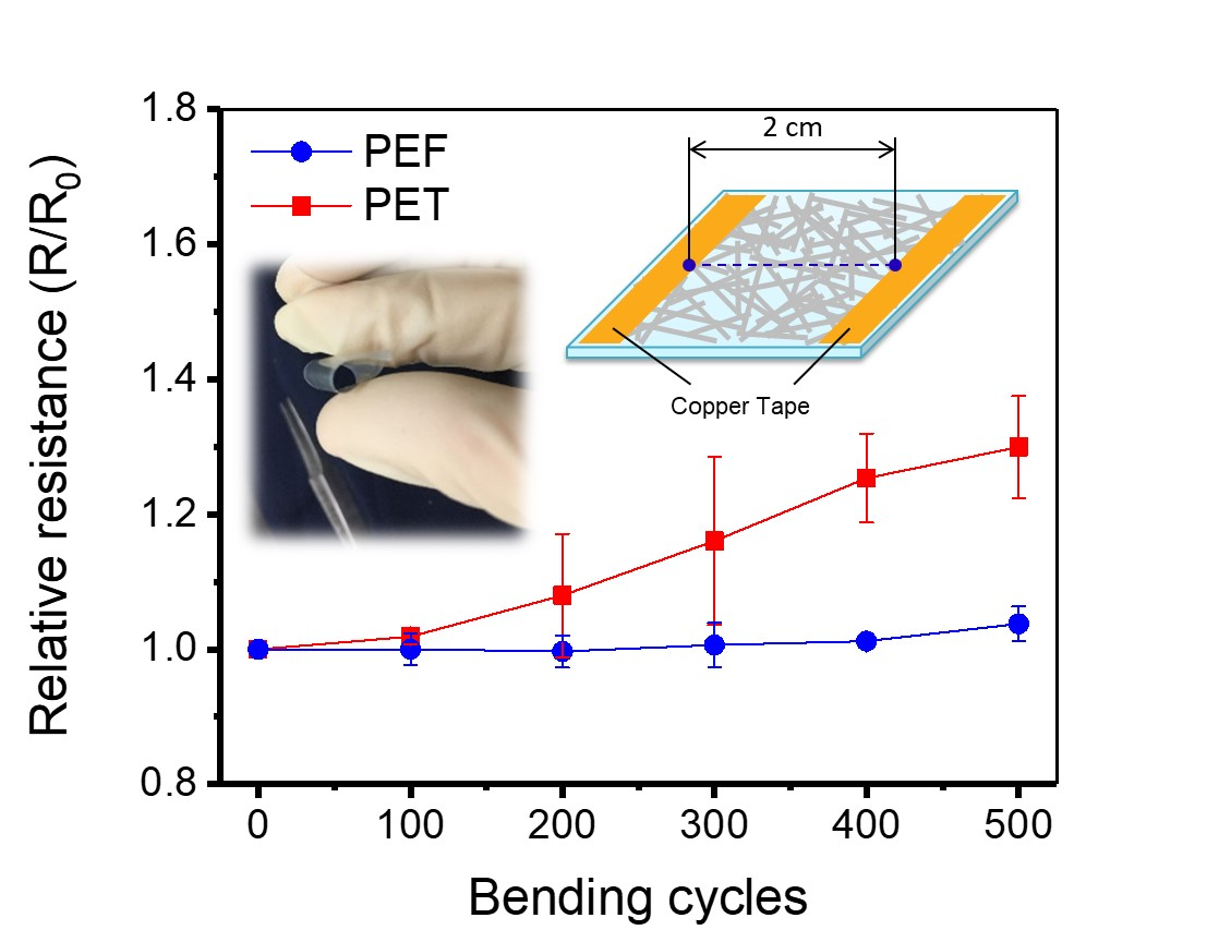 Renewable Materials based Flexible Electronic Devices