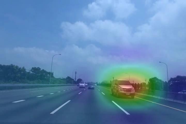 Deep learning behavior prediction (rear vehicle overtaking)