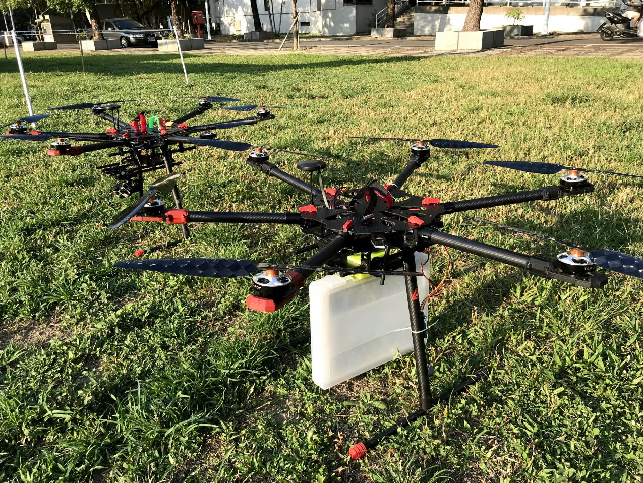 Intelligent Drone for Campus