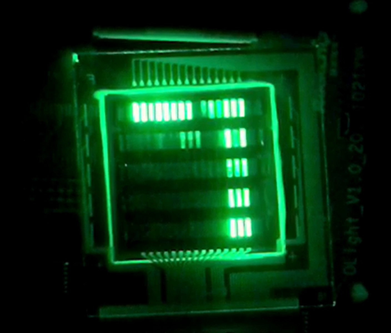 Quantum Dot Based-WLEDFlexible Quantum Dot Light Emitting Diodes