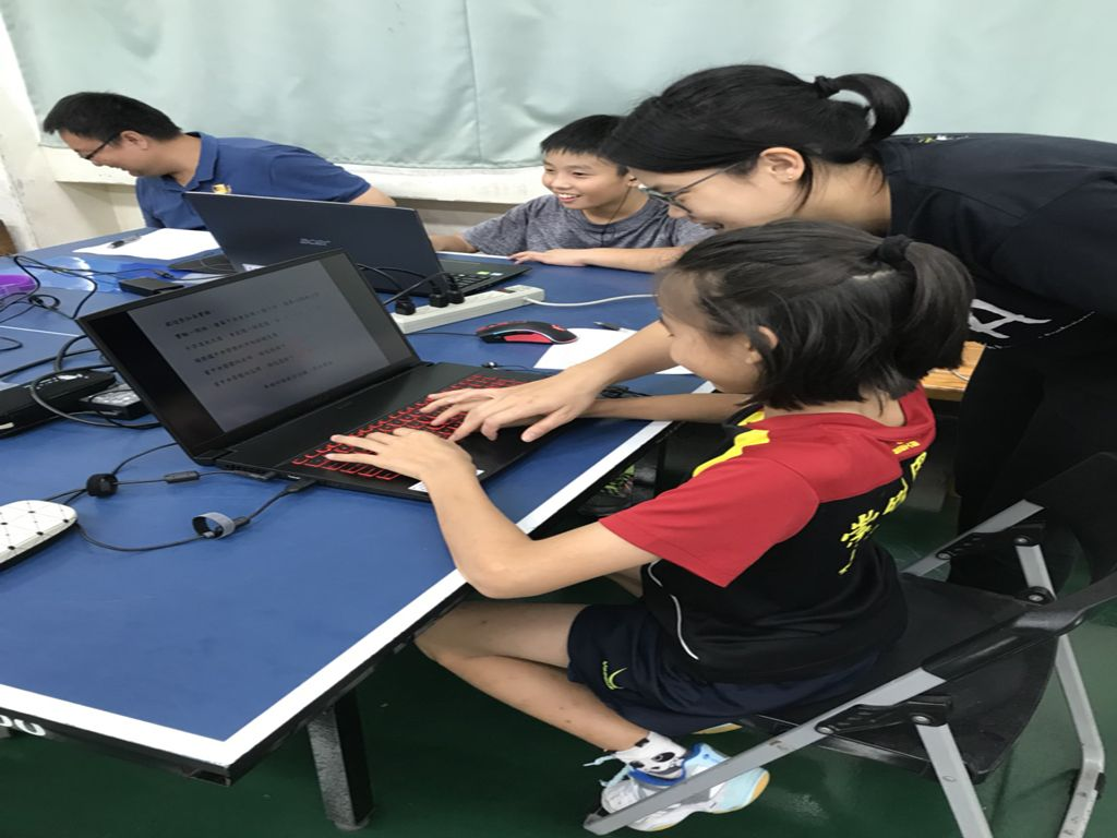 Play Table Tennis with Mind:Cognitive Evaluation System of Table Tennis Player
