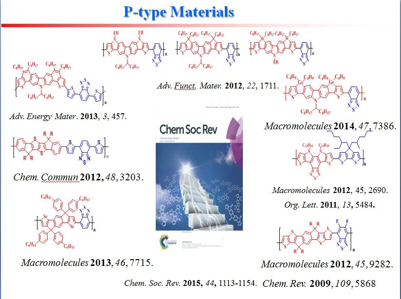 Organic Photovoltaics MaterialsModule