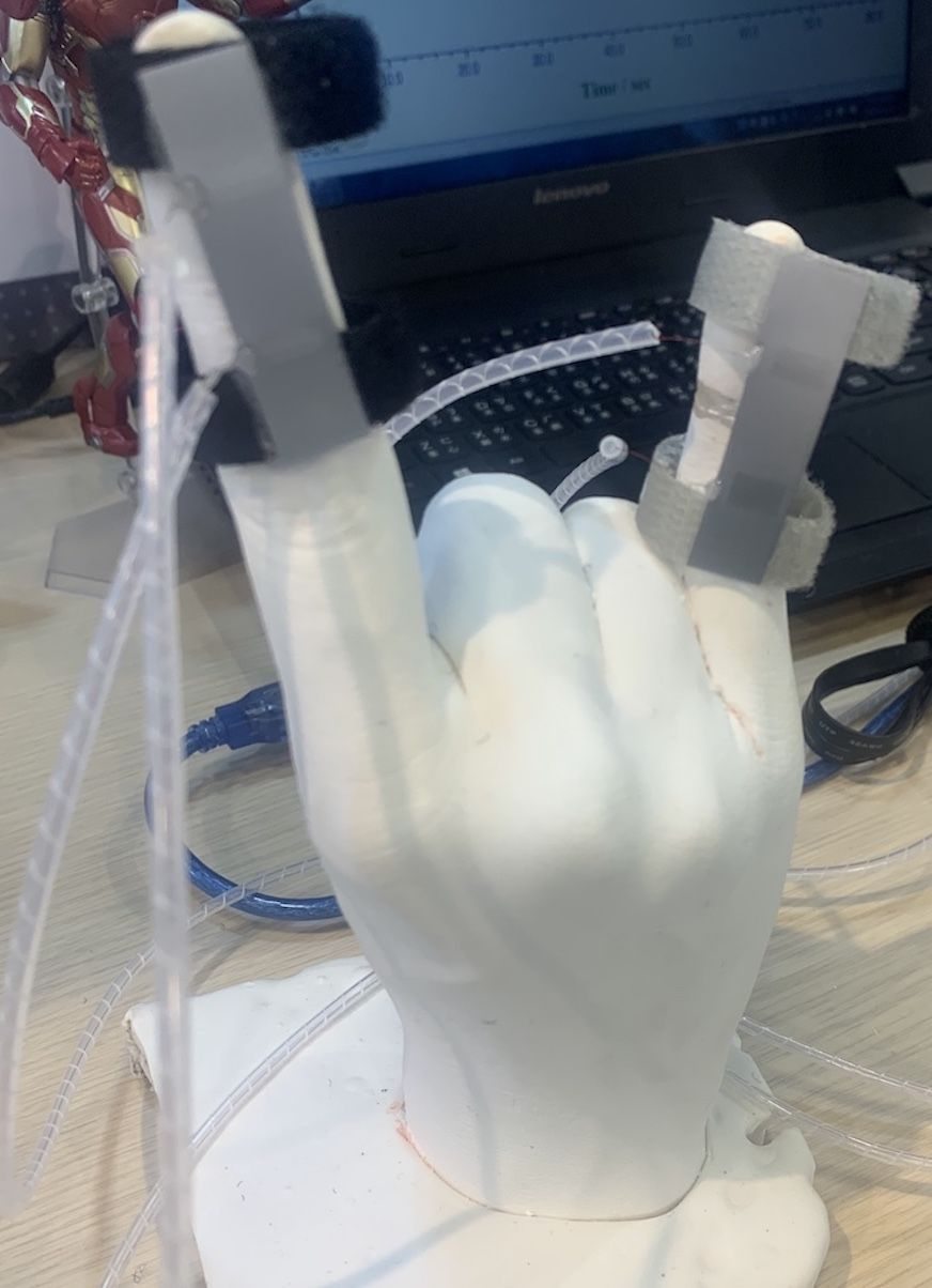 High-sensitivity Multiple Multi-axis Flex Sensors
