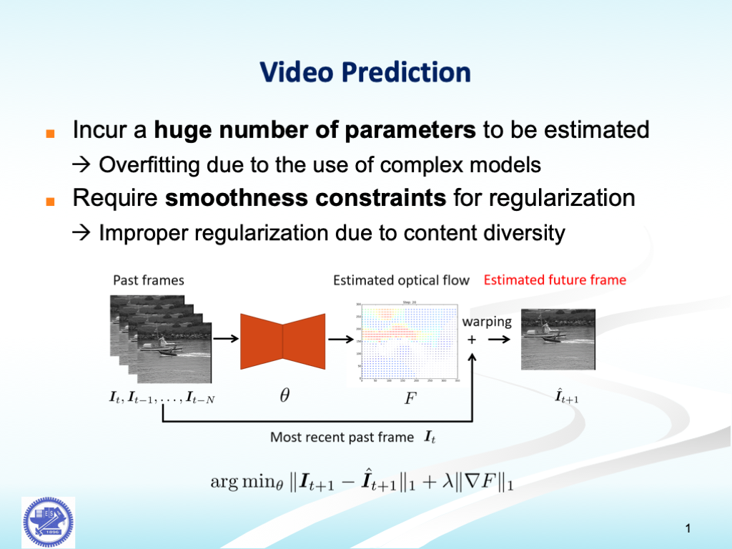 Deep Reinforcement Learning for Video Prediction