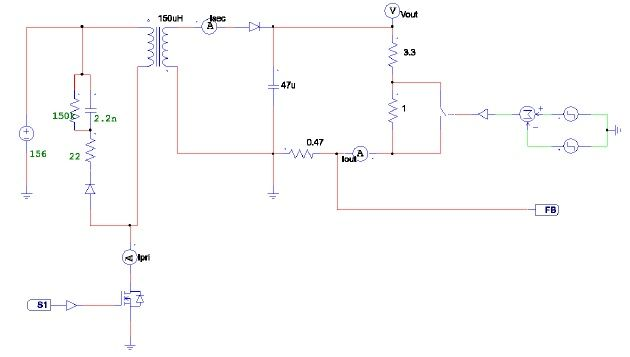 Integrated power driver design for fast charger using GaN
