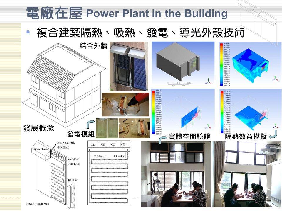 Intelligent Self-Sufficient Health Green Building, iSSHGB