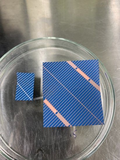 Fabrication of high conductivity base metal or low ohmic alloy resistor