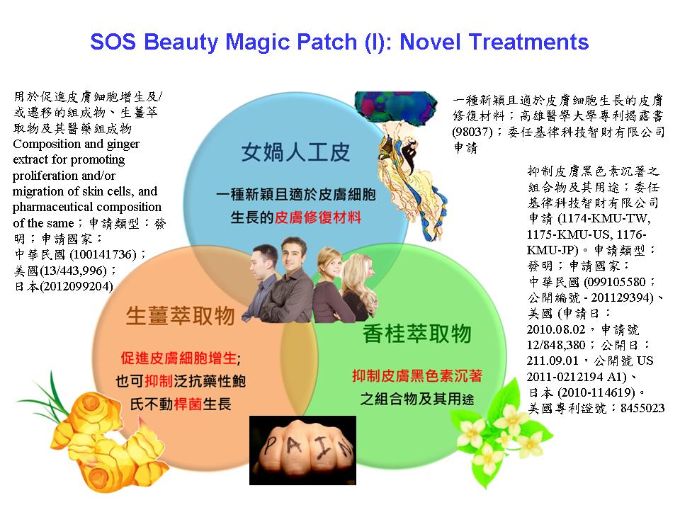 Novel nano-hydrogel technology on medicine, biomaterial, food and cosmetics