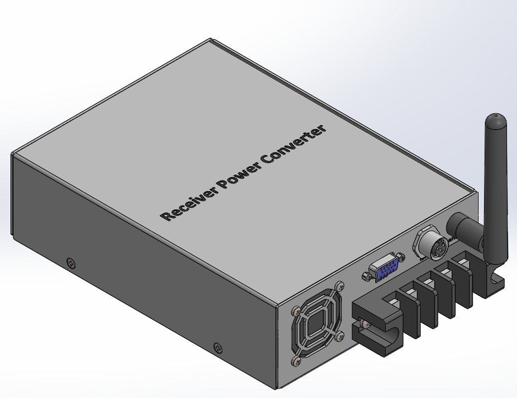 Wireless Power Transfer System for Electric Vehicles