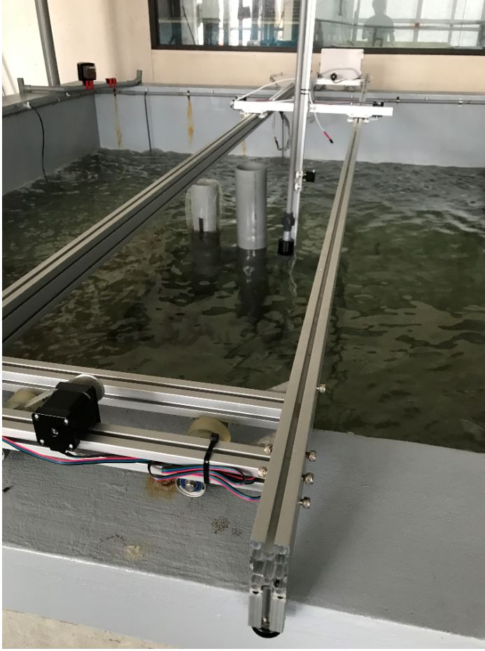 A smart monitoring system for shrimp growth