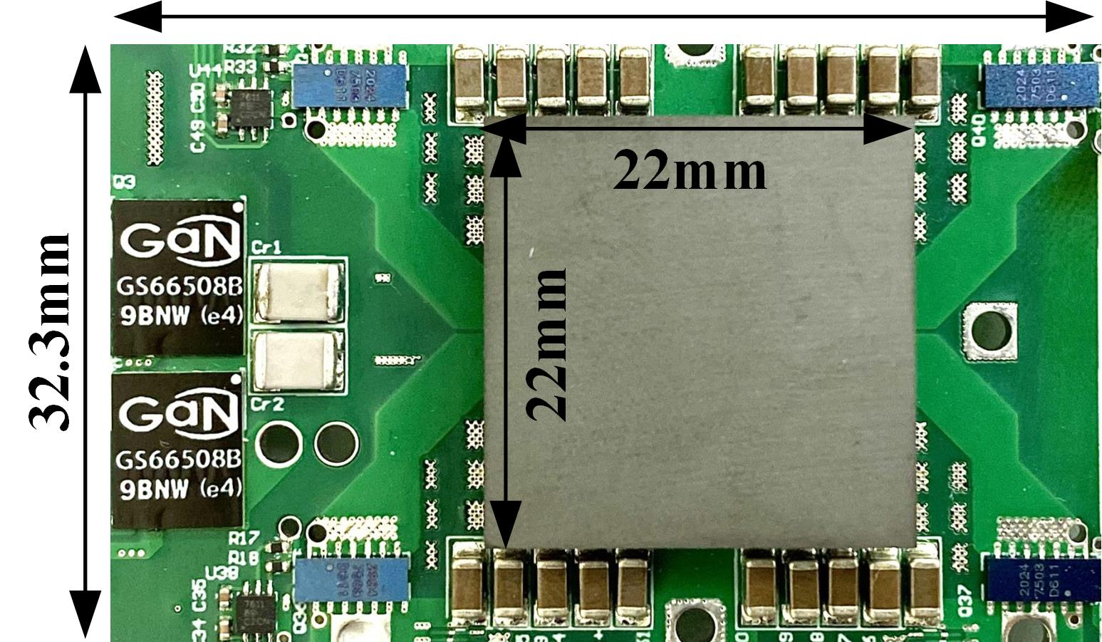 1.5-MHz High-Performance 380-V/12-V LLC Resonant Converters with Quarter-Turn Transformer Optimization