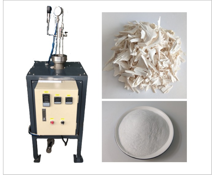 High-value preparation technology for fish bones/scale