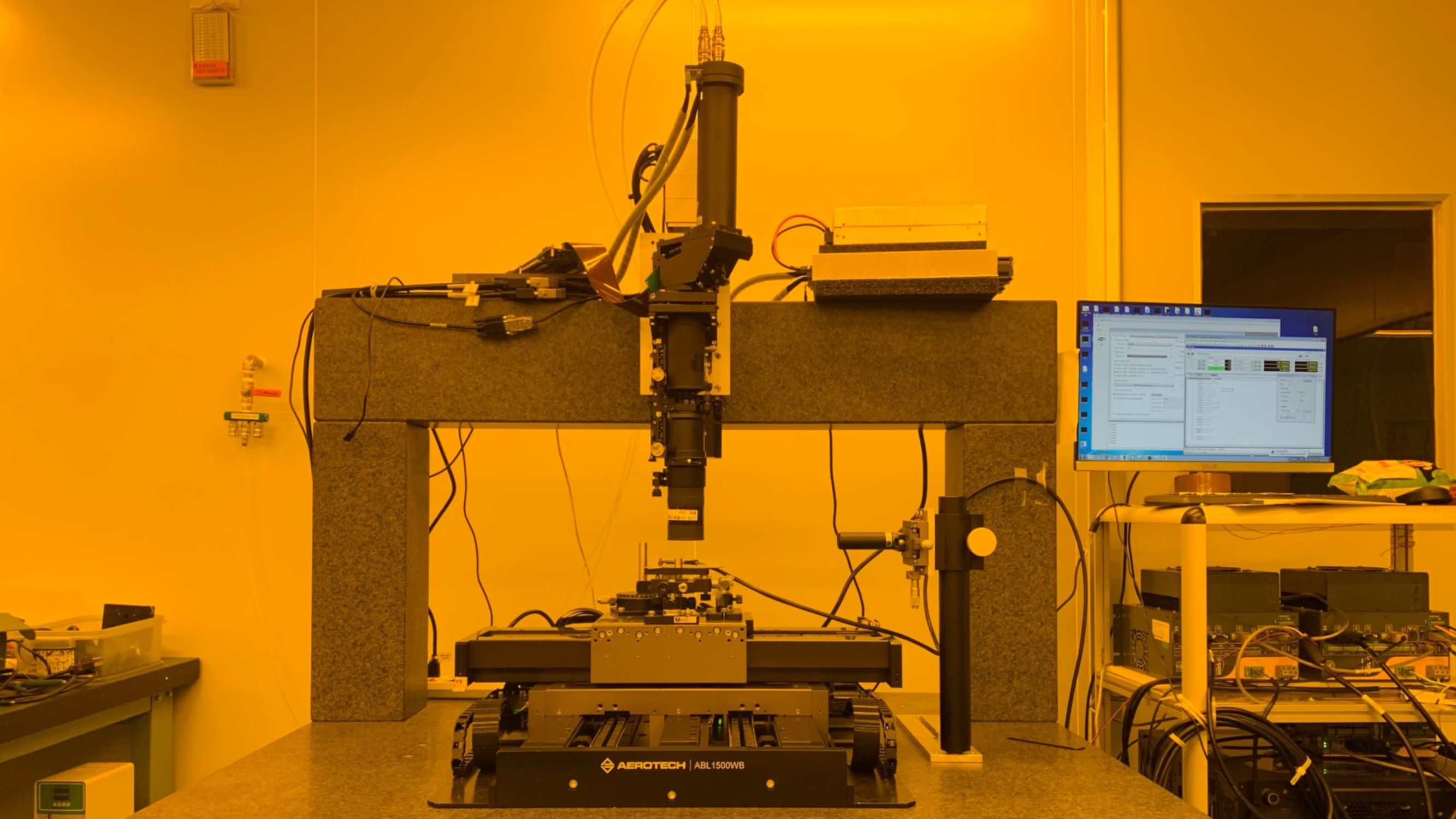 Integration of Digital Lithography and Optical Inspection