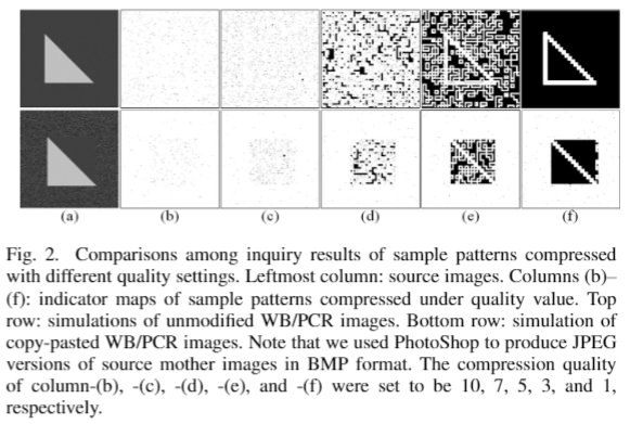 Forgery detection system and method for biomedical experiment images