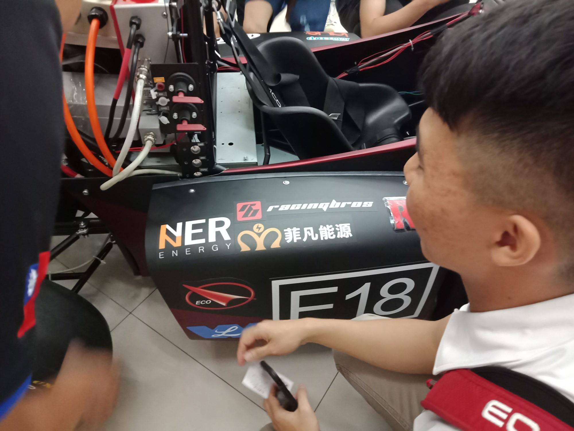 智慧電動載具快速充電電池