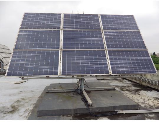 太陽追蹤方法及太陽追蹤系統裝置