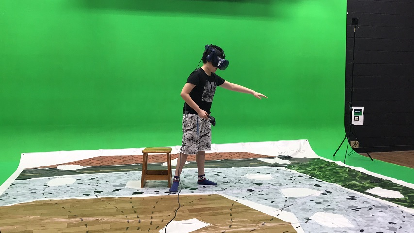 A Study on the Development of a Mixed Reality System Applied to the Practice of Socially Interactive Behaviors of Children with Autism Spectrum Disorder