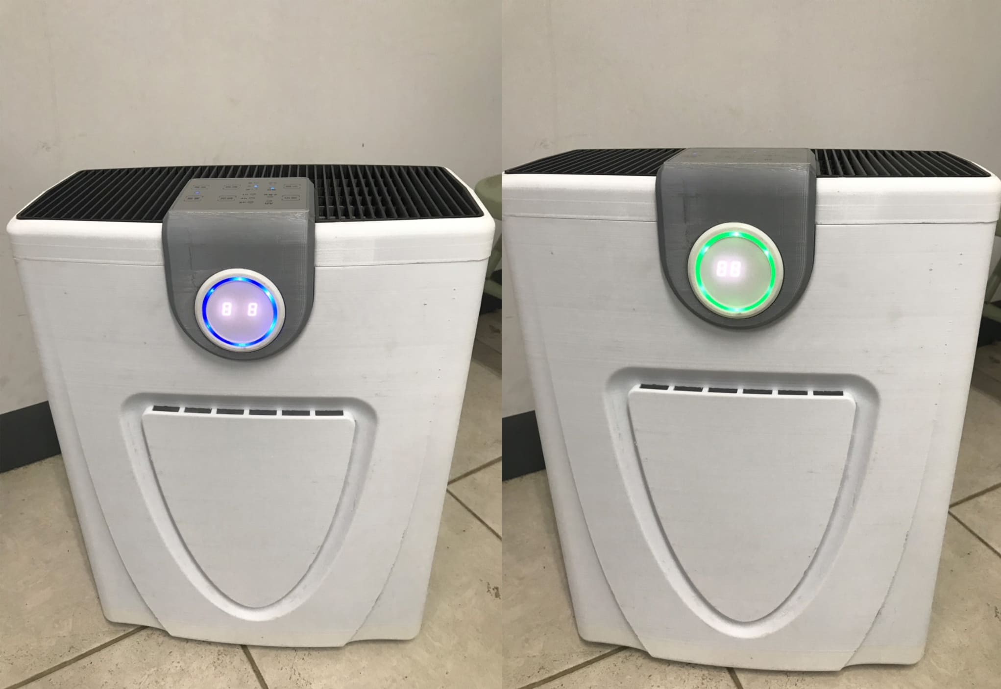 An Innovative TTA Air Purifier with Preventive and Medical Functions