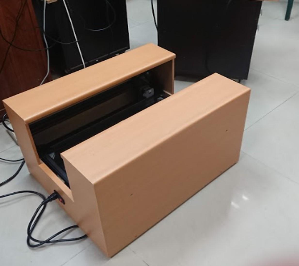 Fast 3D foot scanner