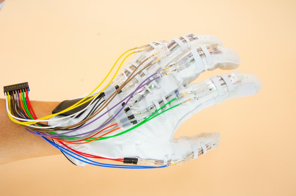 新型彎曲感測裝置
